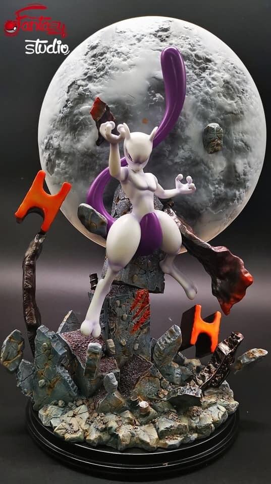 (PO) Fantasy Studio- Mewtwo