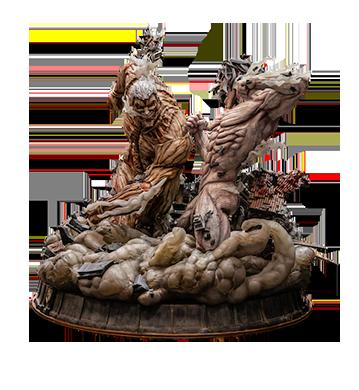 (PO) Figurama - Attack on Titan Diorama