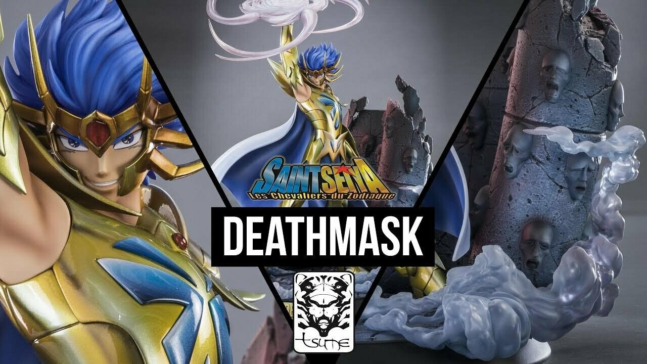 Mascara da Morte HQS