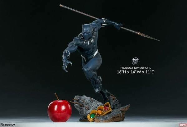 (PO) - Sideshow Black Panther