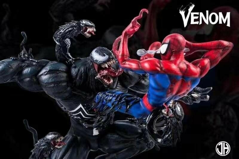 (PO) JH Studio - Venom vs Spiderman