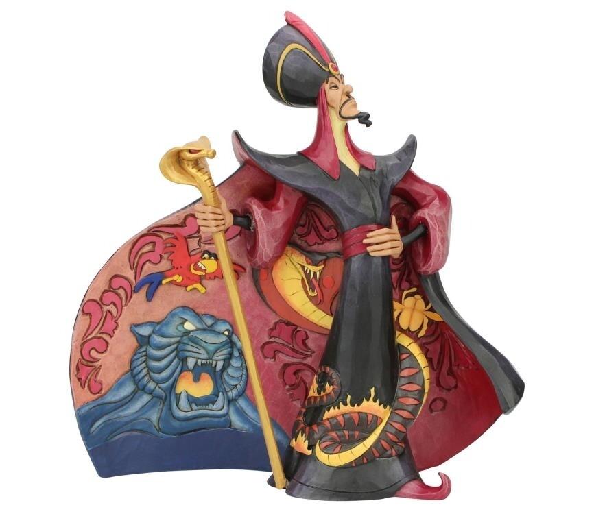 (PO) Enesco - Aladdin Disney Traditions Jafar (Jim Shore)