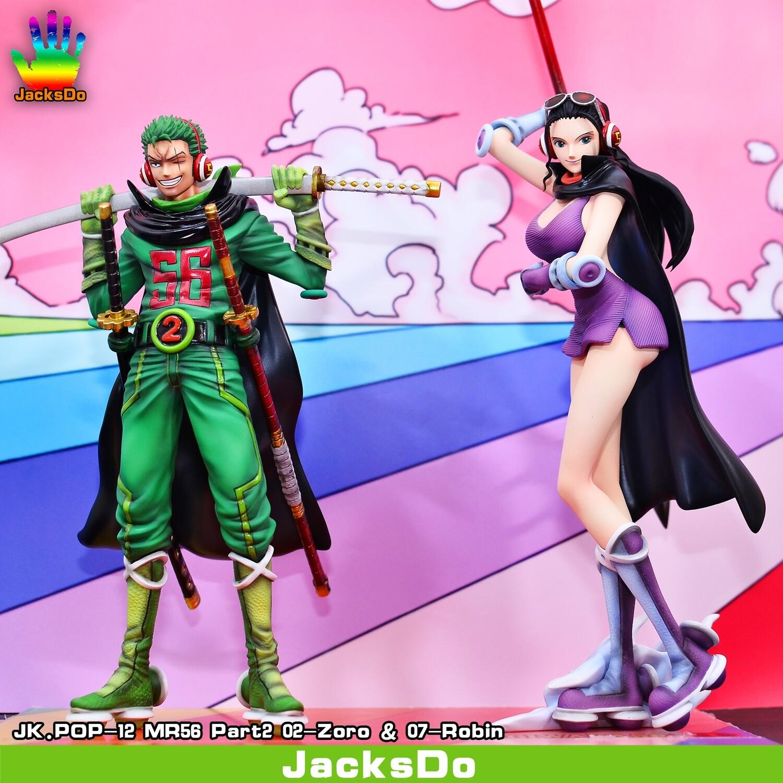 (PO) Jacksdo - Zoro + Robin