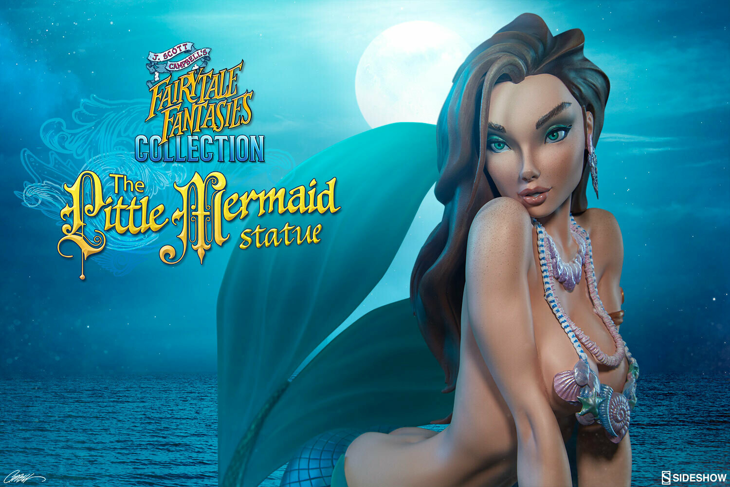 (In Stock) Sideshow Collectibles- The Little Mermaid