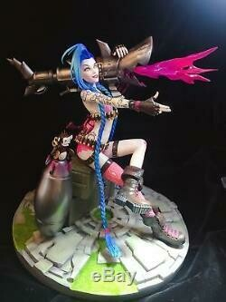 (In Stock) League Of Legends Jinx R36, The Loose Cannon