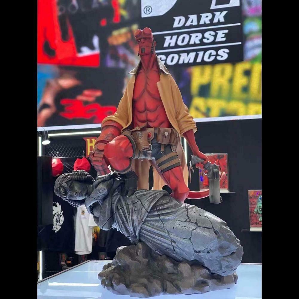 (PO) MIGNOLA COMIC - Hellboy
