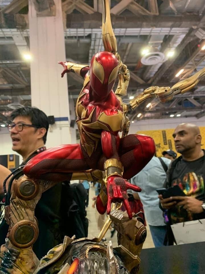 (PO)XM Studios - Iron Spider