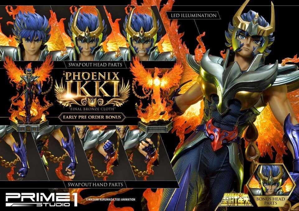 (PO) Prime 1 Studio - Phoenix Ikki