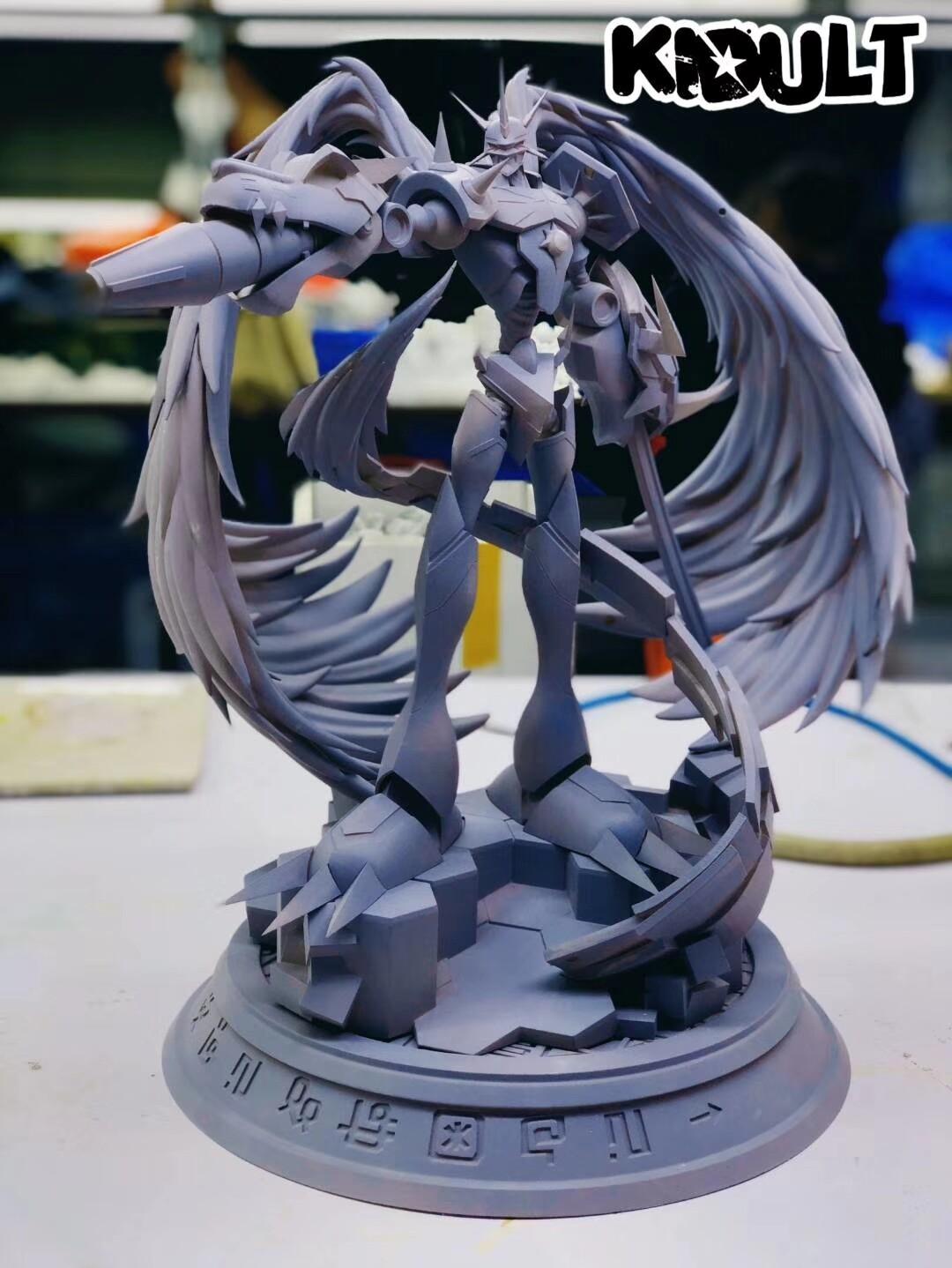 (PO) Kidult Studio - Omegamon Merciful Mode