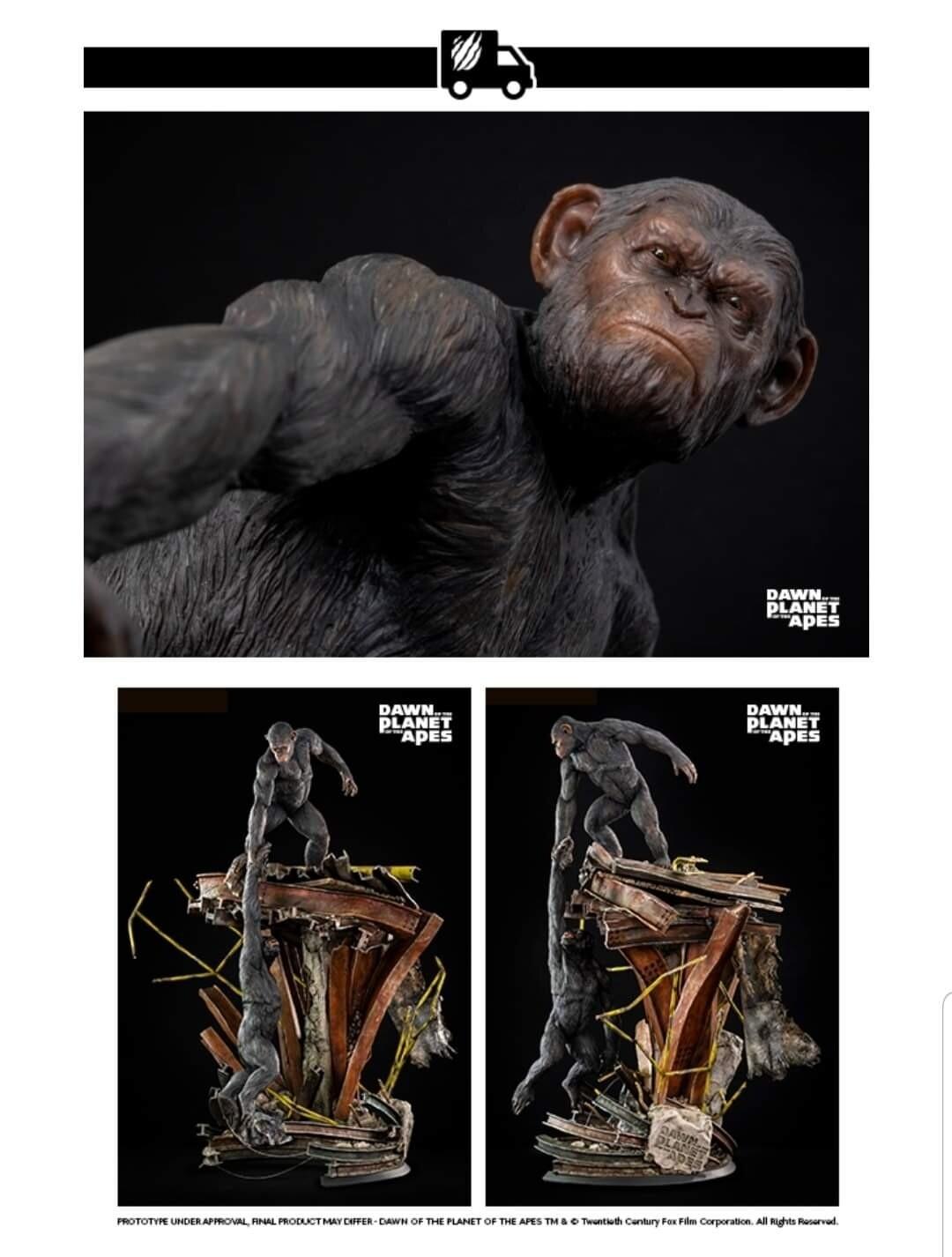 (PO) Tsume - Ape Not Kill Ape HQS+