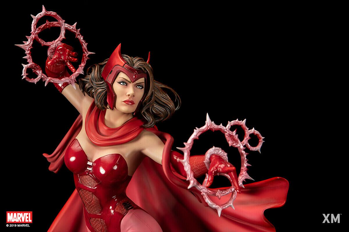 (PO) XM Studio - Scarlet Witch