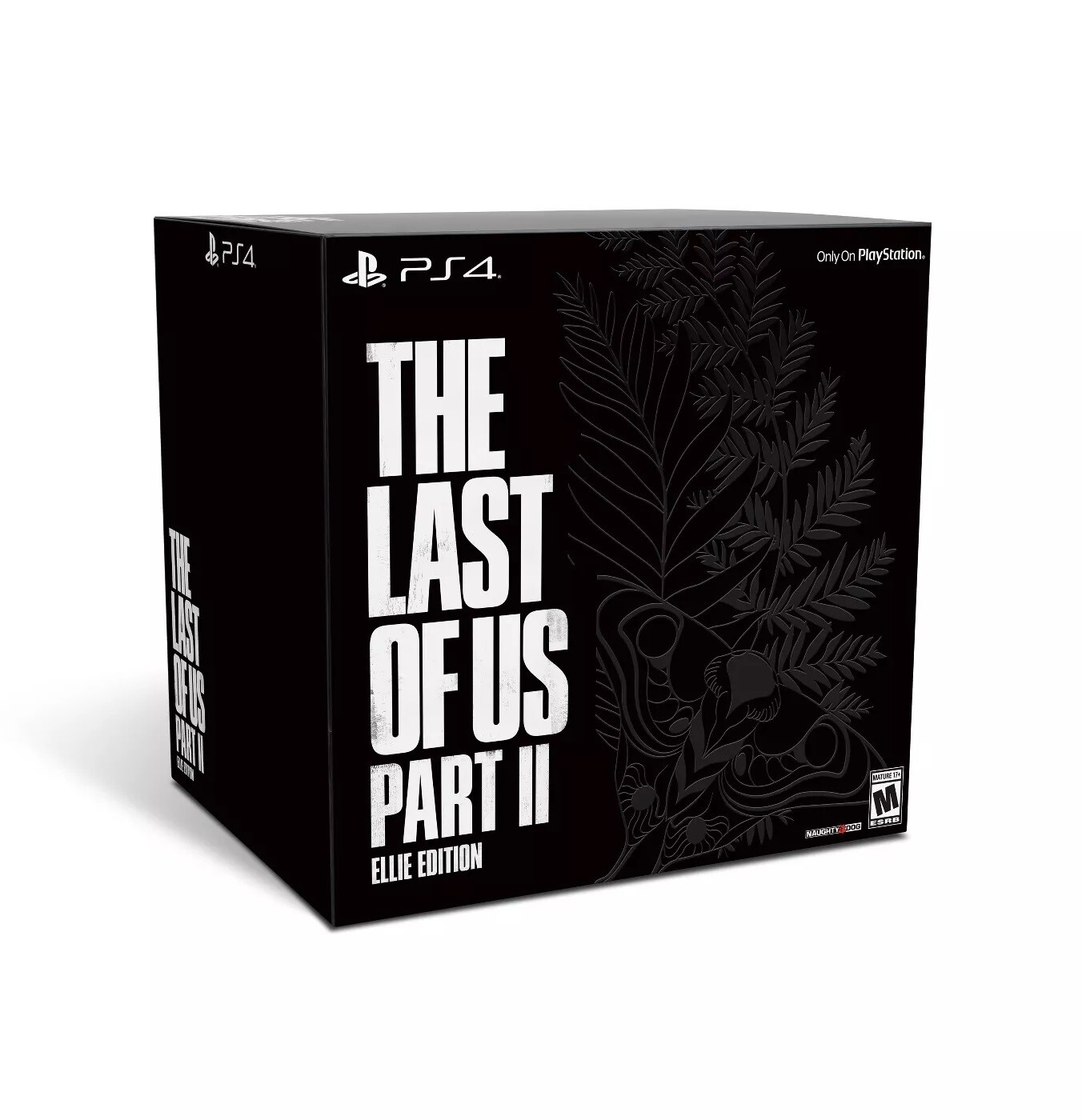 (PO) The last of us 2 Ellie Edition