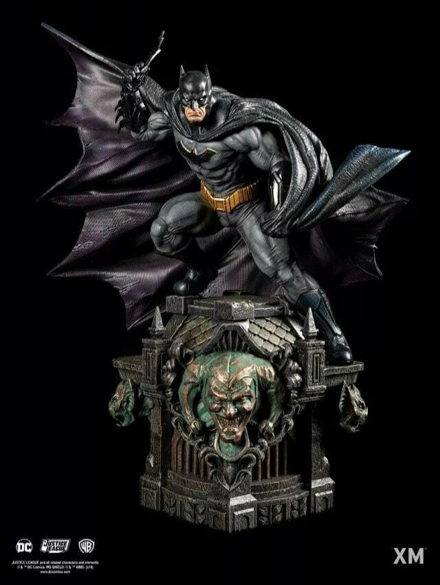 (PO) XM Studios - Batman Rebirth Sixth Scale Statue