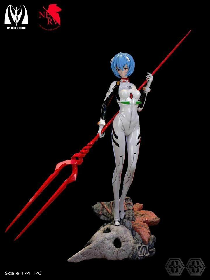 (PO) My Girl Studio - Ayanami Rei (1/4)