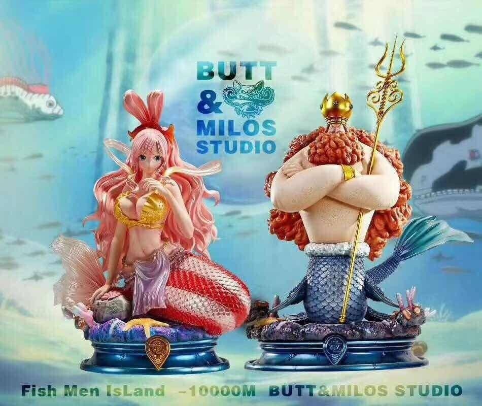 (PO) Butt and Millos studio - Shirohoshi
