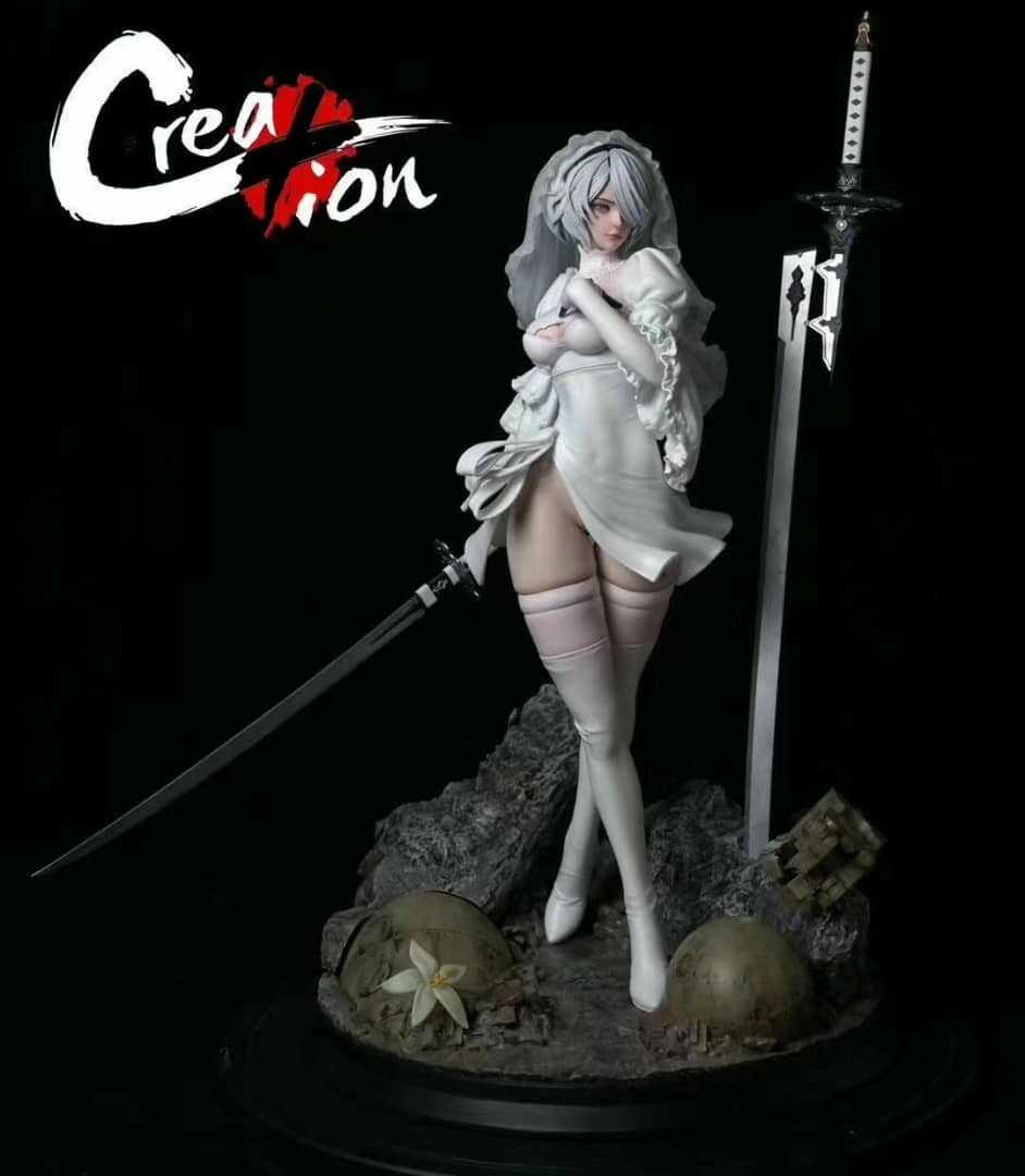 (PO) Creation Studios - 2B (White Ver.)