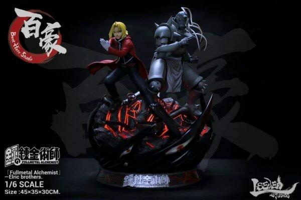 (PO) Best Hero x LSeven - Edward & Alphonse