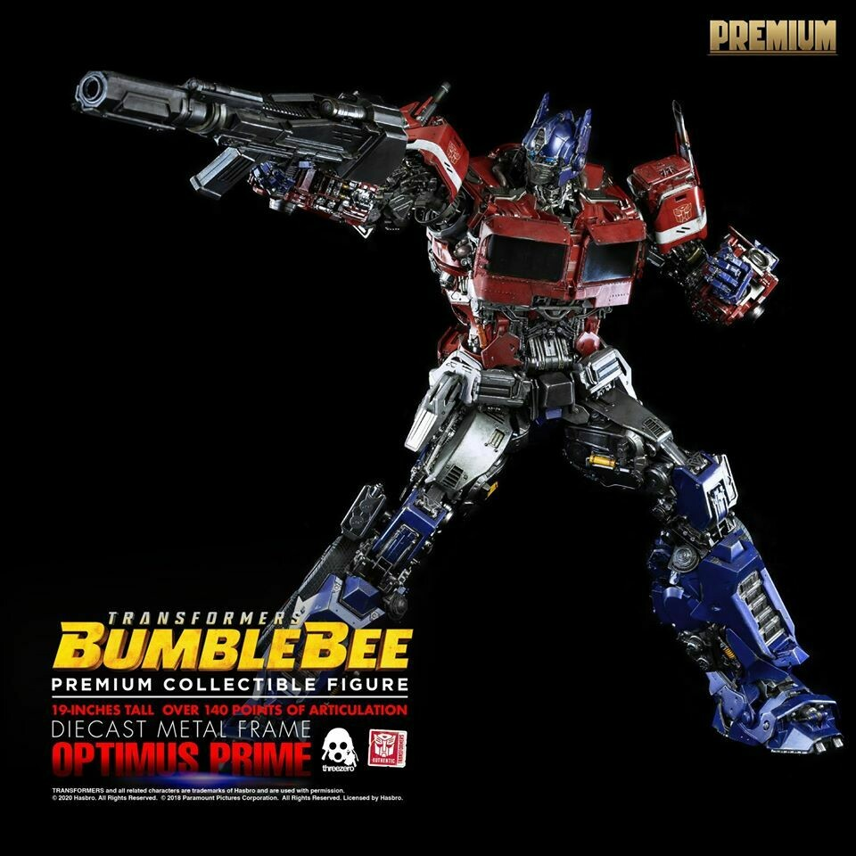 (PO) Hasbro and TakaraTomy - Optimus Prime