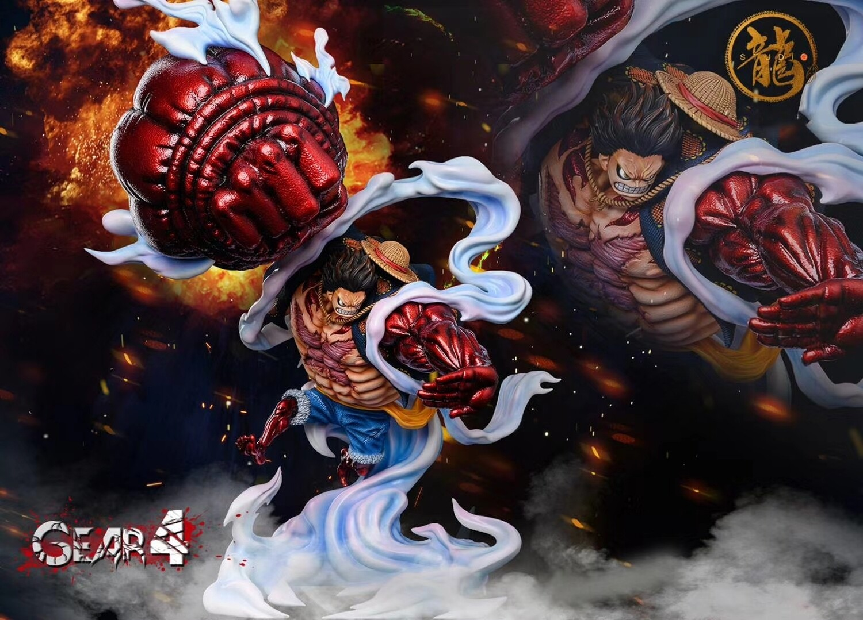 (PO) Dragon Studio - Luffy (1/6)