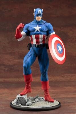 (In Stock) Kotobukiya - Captain America