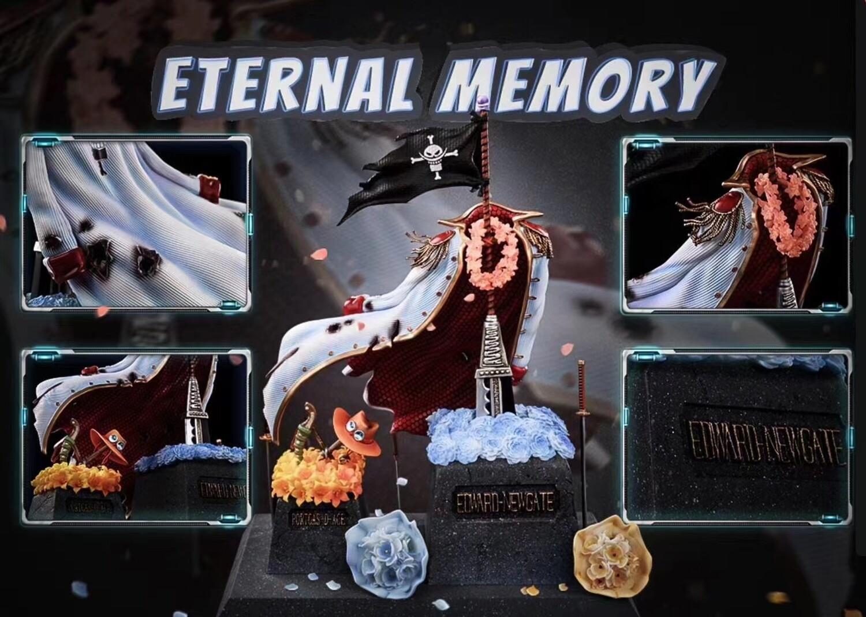 (PO) 0℃ Studio - White Beard & Ace Eternal Memory