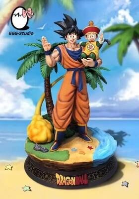 (PO) EGG STUDIOS - Goku & Gohan