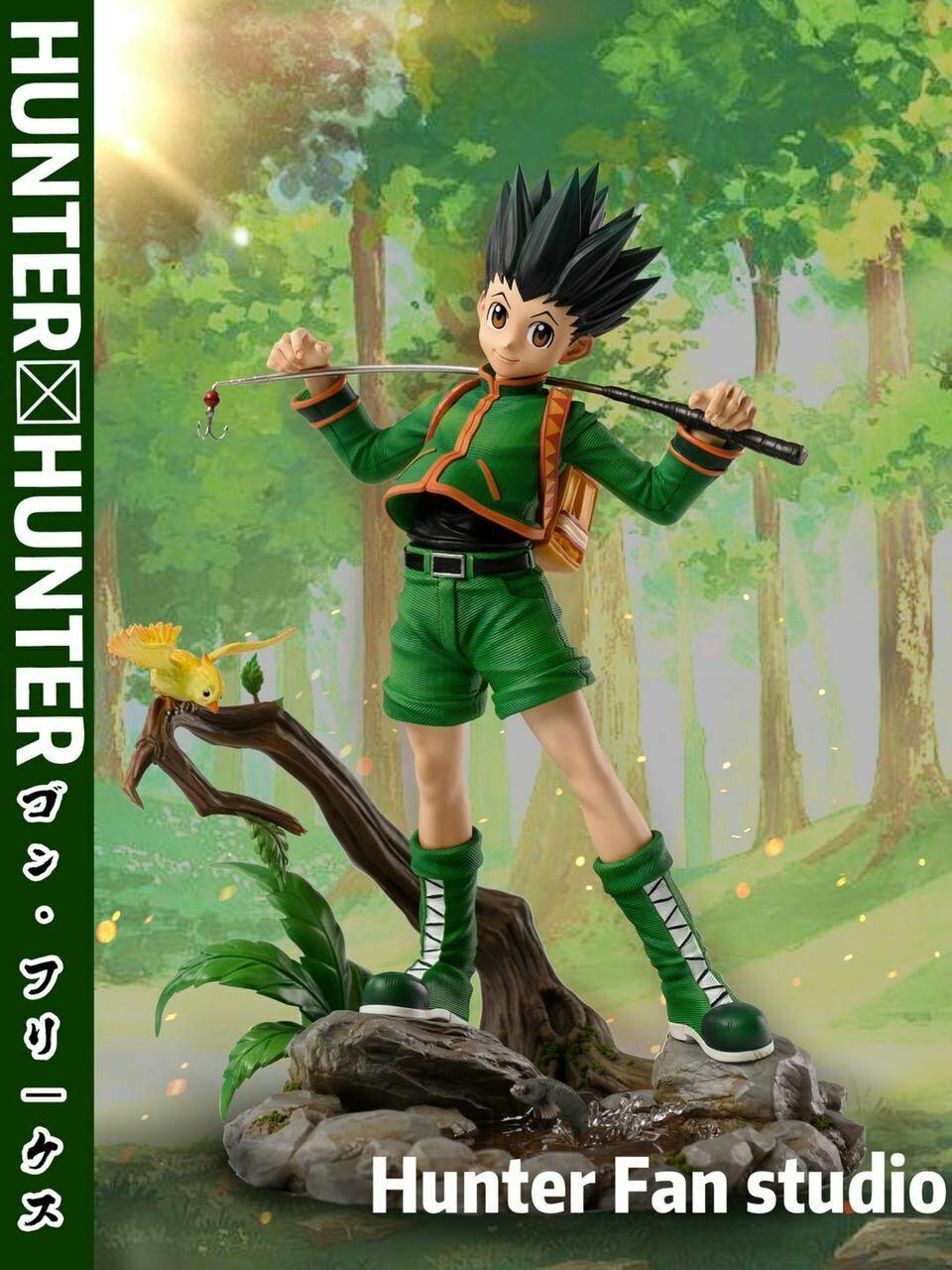 (PO) Hunter Fun Studios - Gon