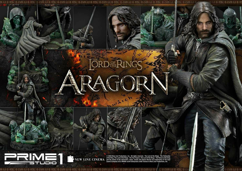 (PO) Prime 1 - Aragorn (Reg Ver)