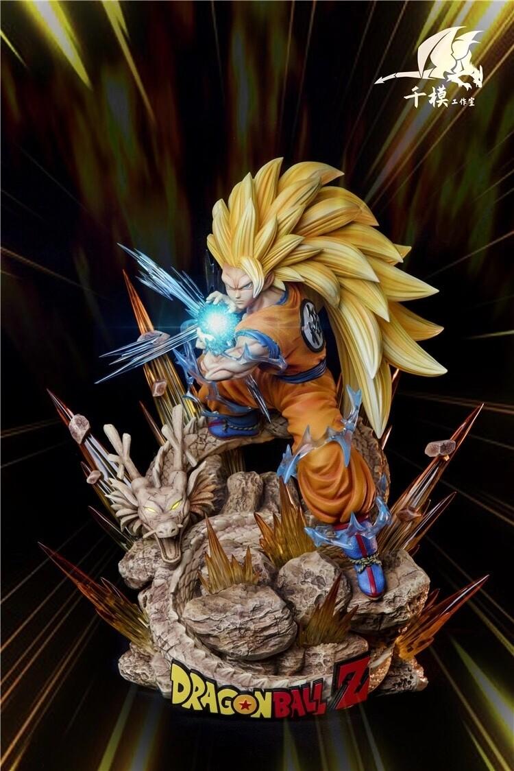 (PO) Qian Mo Studio - Goku (1/6)