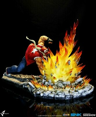 (IN STOCK) Kinetiquettes - Terry Bogard