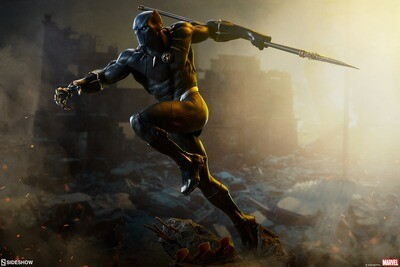 (IN STOCK) Sideshow - Black Panther