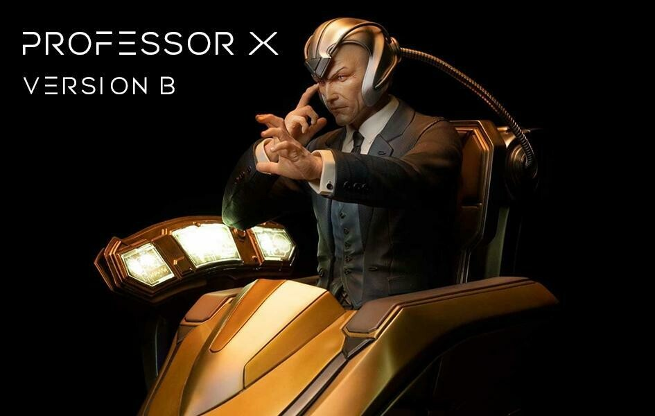 (PO) XM Studios - Professor X (VER B)