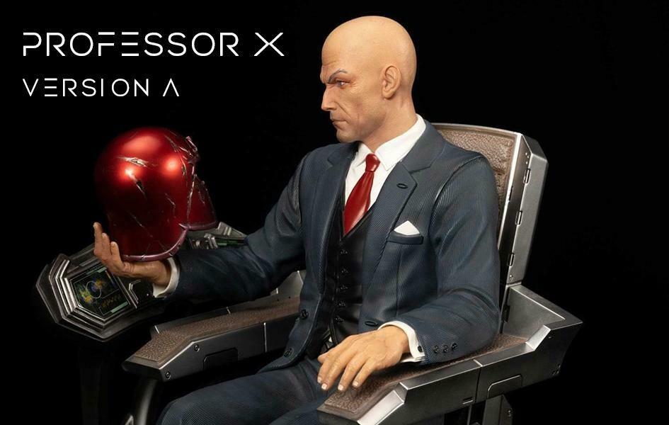 (PO) XM Studios - Professor X (VER A)