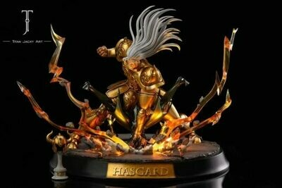 (PO) Titan Jacky Art - Hasgard
