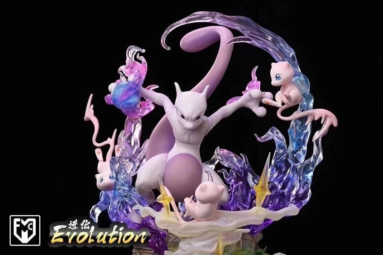 (PO) MFC - Mewtwo Evolution
