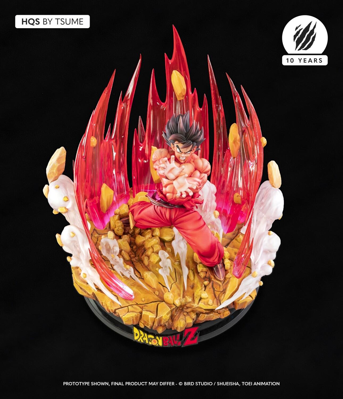 (PO) Tsume - Goku