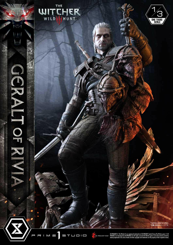 (PO) Prime 1 - Geralt (Ver DX)