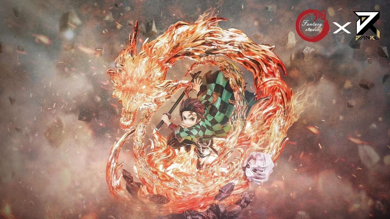 (PO) Fantasy & JIANKE Studio - Tanjiro (Ver 1/8)