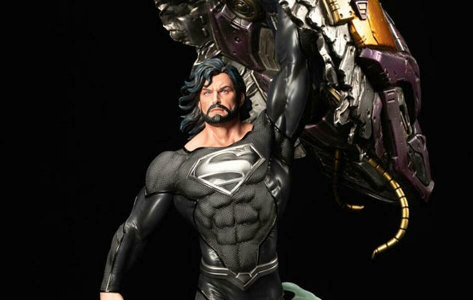 (PO) XM Studios - Superman Recovery Suit