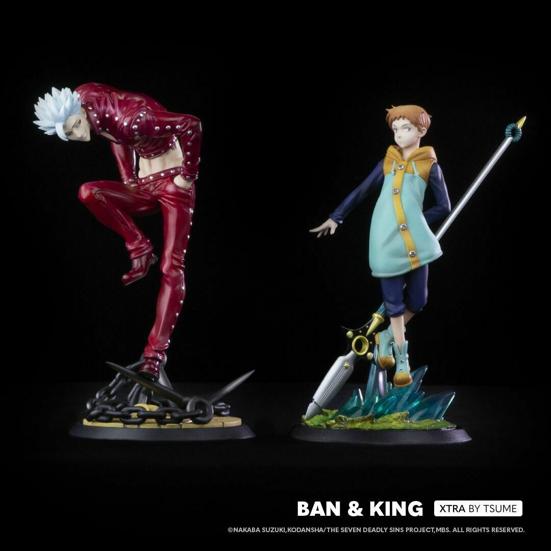 (IN STOCK) Tsume - COMBO Ban & King xTRA