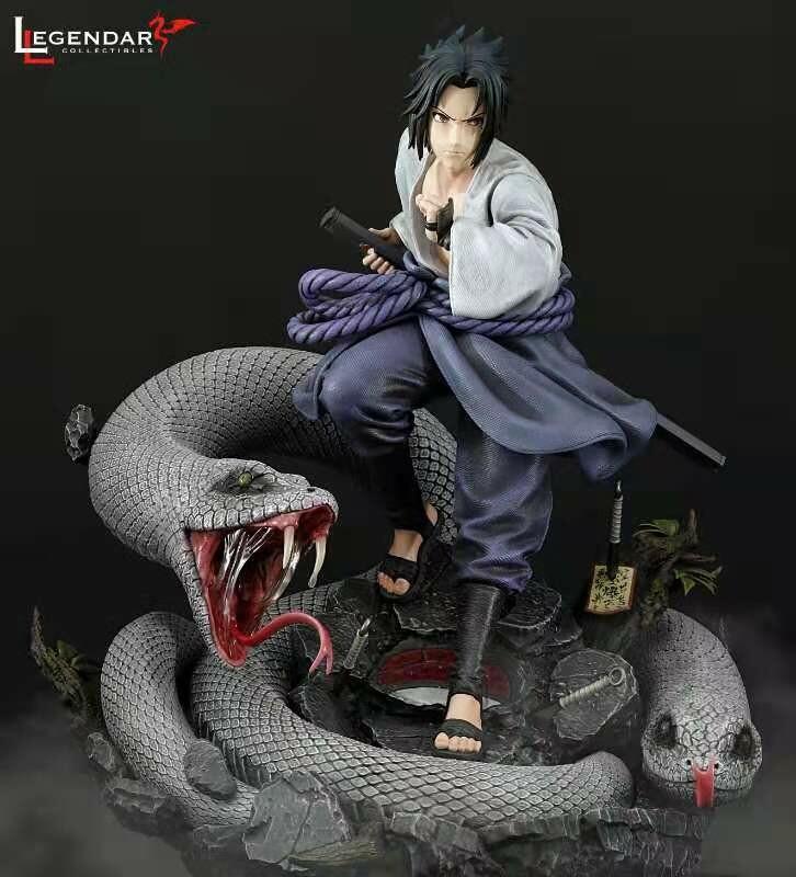 (PO) Legendary Collectibles - Sasuke (Ver 1/4)