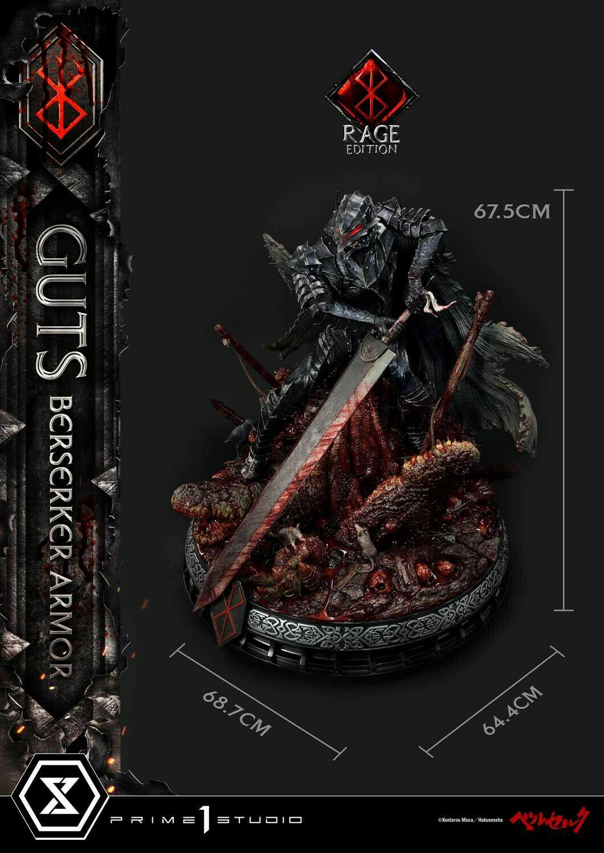 (PO) Prime 1 - Guts Berserker Armour (Ver DX)
