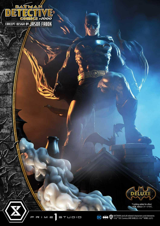(PO) Prime 1 - Batman Detective Comics #1000 (VER DX)