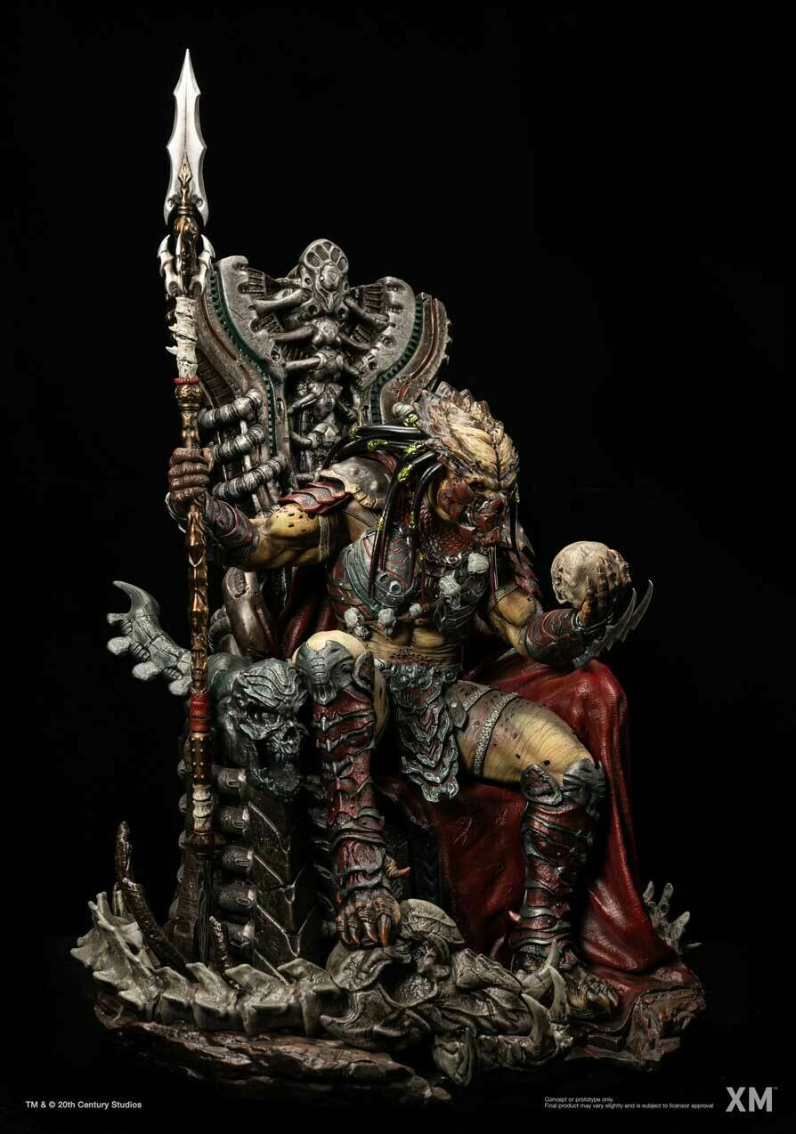 (PO) XM Studios - Predator King