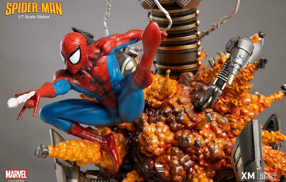 (PO) XM Studios - Spider-Man (Ver B)