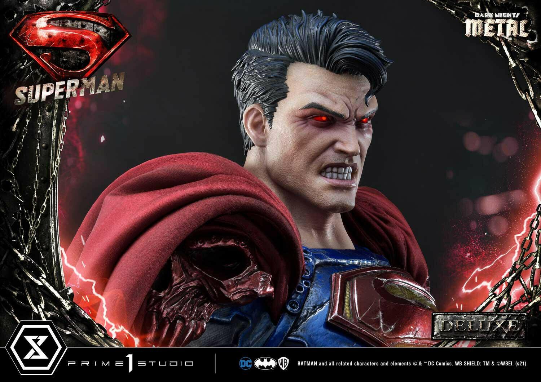 (PO) Prime 1- Dark Nights Metal: Superman DX Version