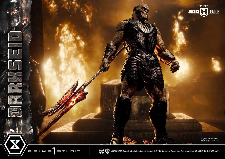 (PO) Prime 1 - Zack Snyder's Justice League: Darkseid