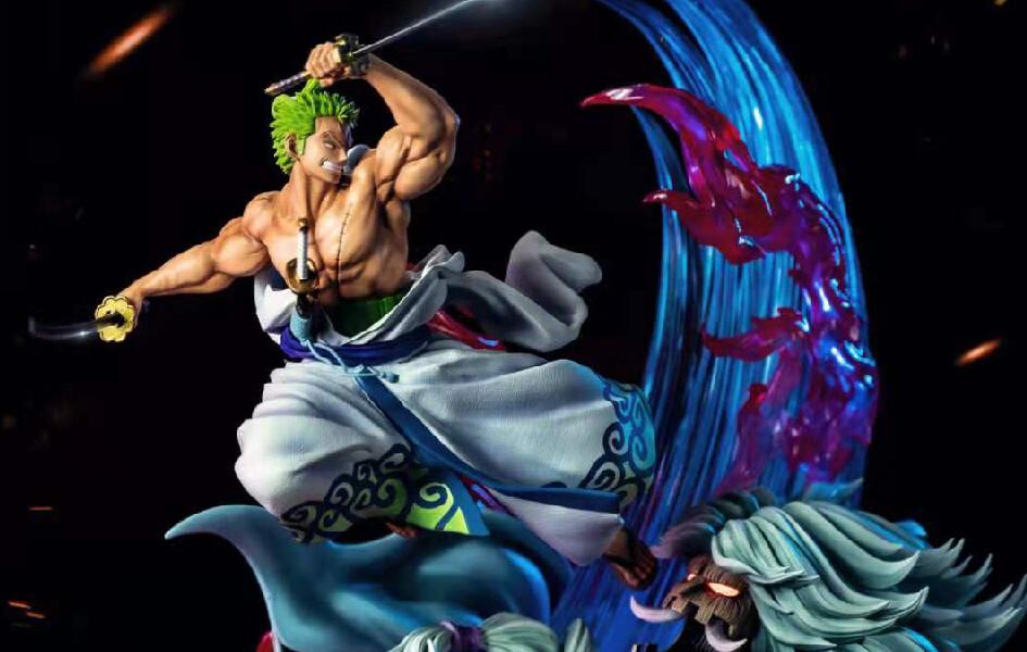 (PO) Jimei Palacework - One Piece - Zoro Vs. Hawkins