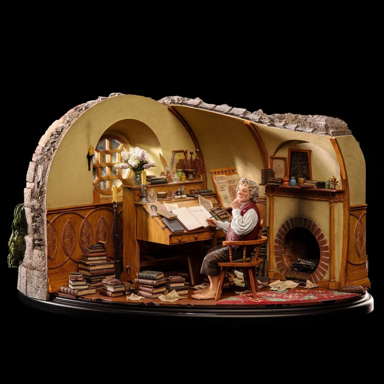 (PO) Weta - Bilbo Baggins in Bag End - Limited Edition