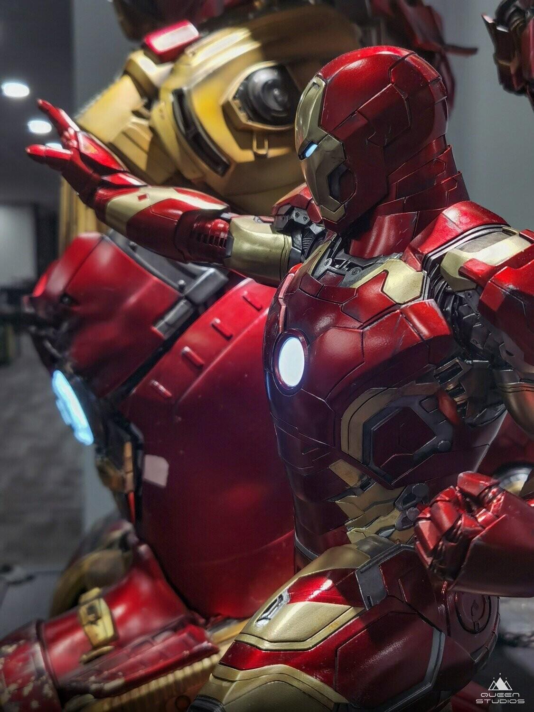 (PO) Queen Studios - Iron Man Mark 43